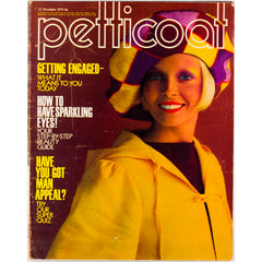 Have you got man appeal? Engaged Petticoat Magazine 11th November 1972