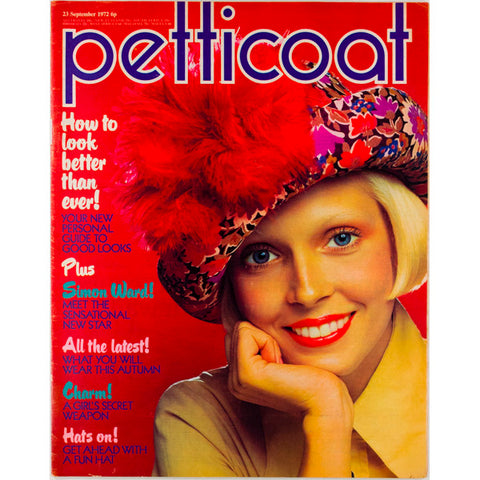 Simon Ward Petticoat Magazine 23rd September 1972