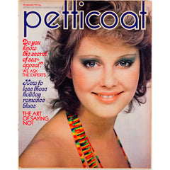 Do you know the secret of sex appeal? Petticoat Magazine 18th September 1971