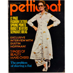 Interview with Dustin Hoffman Petticoat Magazine 31st January 1970