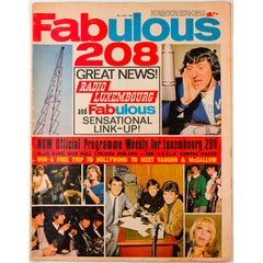 Radio Luxembourg Link Up Fabulous 208 4th June 1966
