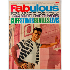 Cliff Richard The Rolling Stones Elvis Fabulous 18th July 1964