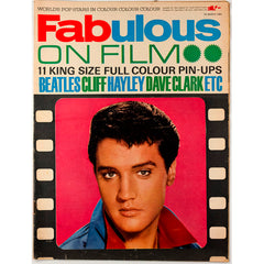 Elvis Hayley Mills The Beatles Fabulous on Film Issue 7th March 1964
