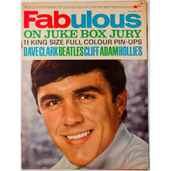 Juke Box Jury Dave Clark Fabulous magazine 21st March 1964