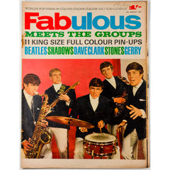 Meet The Groups The Beatles Fabulous magazine 29th February 1964