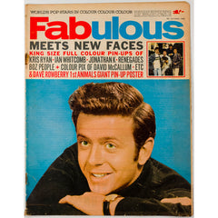 Kris Ryan Boz People Meet New Faces Fabulous USA 9th October 1965