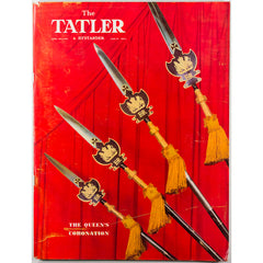 The Queens Coronation The Tatler Magazine 10th June 1953