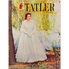 Miss Jennifer Stratton Tatler Magazine 20th June 1956