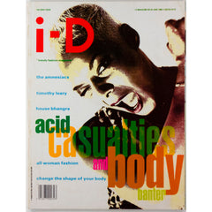Tomothy Leary Acid Casualties I-D Magazine June 1988