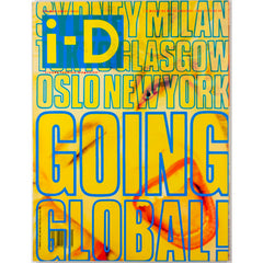 Global Issue Sydney Milan Glasgow Oslo New York I-D Magazine 1988