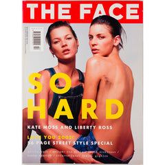 Kate Moss Liberty Ross Eminem: the movie The Face February 2002