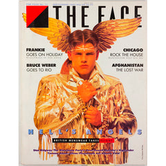 Chicago Rock the house Bruce Weber Rio The Face September 1986