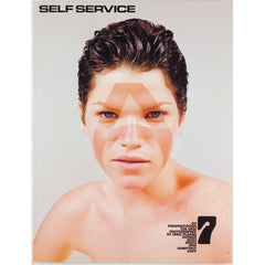 Ezra Petronio David Sims Self Service magazine No 7 1998