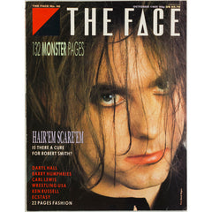 Robert Smith The Cure Ecstasy Ken Russell The Face October 1985