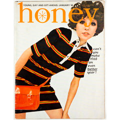 Honey Magazine UK January 1968