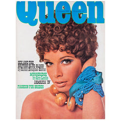 Queen Magazine Jamaica Fashion for Brides Muggaridge 1968 Vintage Fashion