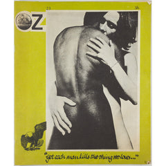 Man Maketh Man LGBT Psychiatric The Who Live Oz Magazine No. 23 1969