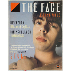 Ian McCulloch history of Gay Disco Fela Kuti The Face August 1984