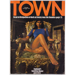 The Dandies England's Stateliest Home Goes Sexy Town magazine 1967