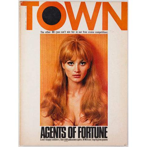 Agents of fortune Unknown Spies Town magazine January 1968