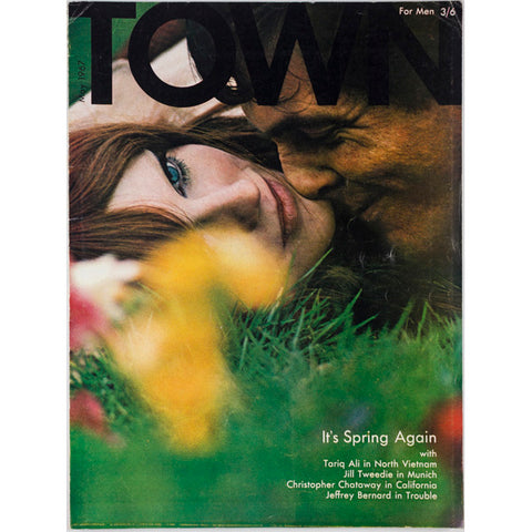 Jill Tweedie Christopher Chataway Jeffrey Bernard Town magazine May 1967