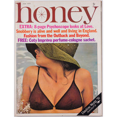 Honey Magazine UK June 1970 Australia Fashion Bondi Beach Dr. Roy Strong