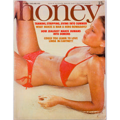 Honey Magazine UK June 1975 - Linda McCartney