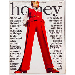 Honey Magazine UK August 1968 David Hockney