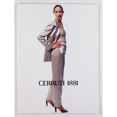 CERRUTI 1881 Womenswear LOOKBOOK Spring Summer 1998