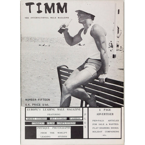 TIMM  Magazine Number Fifteen