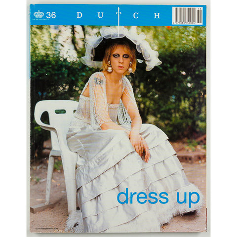DUTCH magazine 2001 # 36 NAN GOLDIN William Eggleston TERRY RICHARDSON