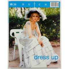 Dutch Magazine Number 36 2001 NAN GOLDIN William Eggleston Jeremy Scott