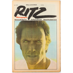 Vanessa Redgrave Diana Vreeland Billy Idol RITZ Magazine No 21 1978