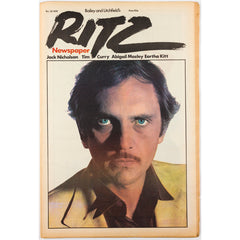 Jack Nicholson Terence Stamp Tim Curry RITZ Magazine No 22 1978