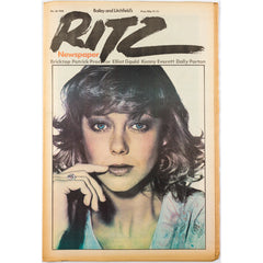 Jenny Agutter Elliot Gould Dolly Parton RITZ Magazine No 24 1978 vtg