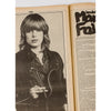 David Bowie Patti Smith Marianne Faithfull RITZ Magazine No 17 1978