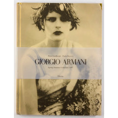 Giorgio Armani Lookbook from 1997 Stella Tennant Paolo Roversi Peter Lindbergh