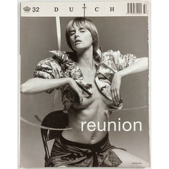 Dutch Magazine Issue Number 32 2001 Stella Tennant cover
