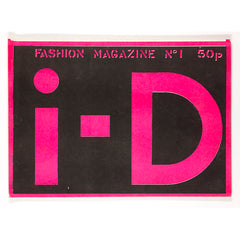 i-D magazine 1-10 set  1980 1982 + flexidisc TERRY JONES punk SKINHEAD