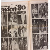 Meryl Streep Clive James Laura Ashley London Catwalk RITZ Magazine No 41 1980