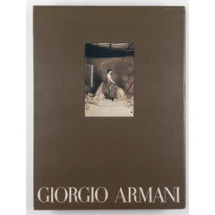 GIORGIO ARMANI Aldo Fallai BEN SHAUL Lookbook Autumn Winter 1989-1990