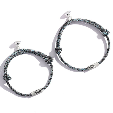 Couple Magnet Bracelet
