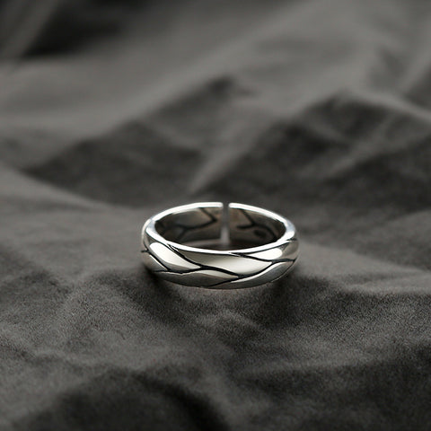 925 Men's Retro Vintage Ring