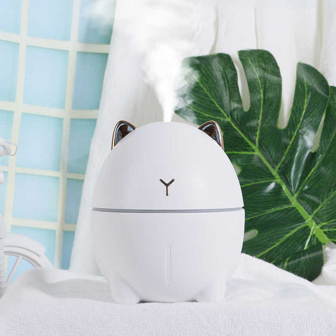 New Design USB Humidifier Fresh air Cute Cat