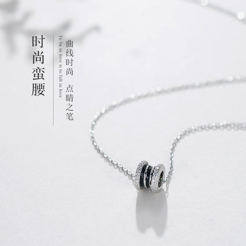 925 Silver Elegant Necklace
