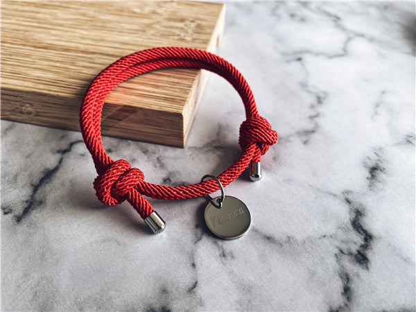 Craft Personalised Bracelet 手绳