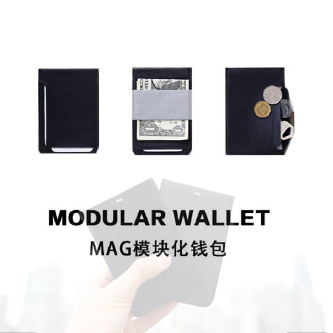 MAG Ultra-thin Wallet | Removable Magnetic Wallet
