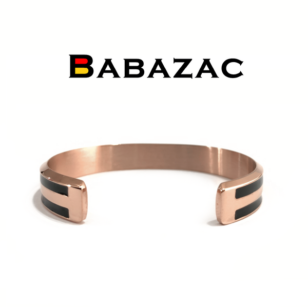 ROSE GOLD DARE TO DREAM CUFF BANGLE - Raya Promotion