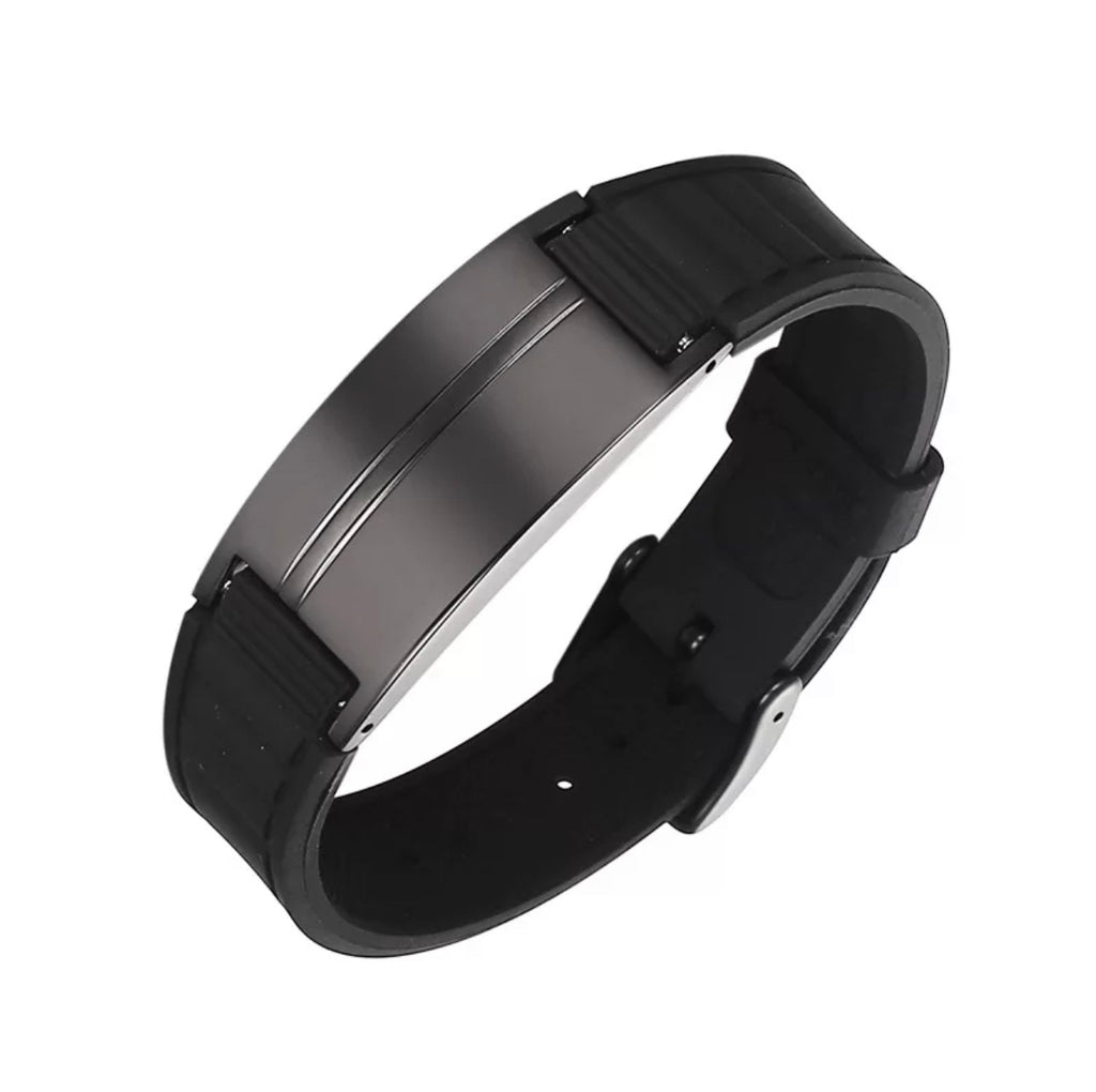 Hematite Anion Bracelet Anti- Static Anti- Radiation