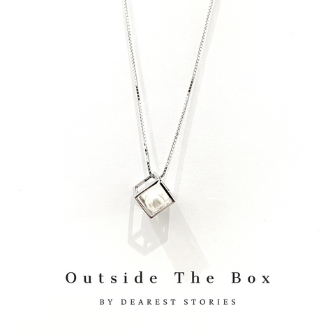 D024 - 925 SILVER - OUTSIDE THE BOX